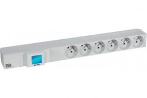 Multiprise-amperemetre